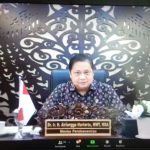FRI Gelar FGD Bahas UU Ciptaker, Warek Universitas Teknokrat Jadi Moderator