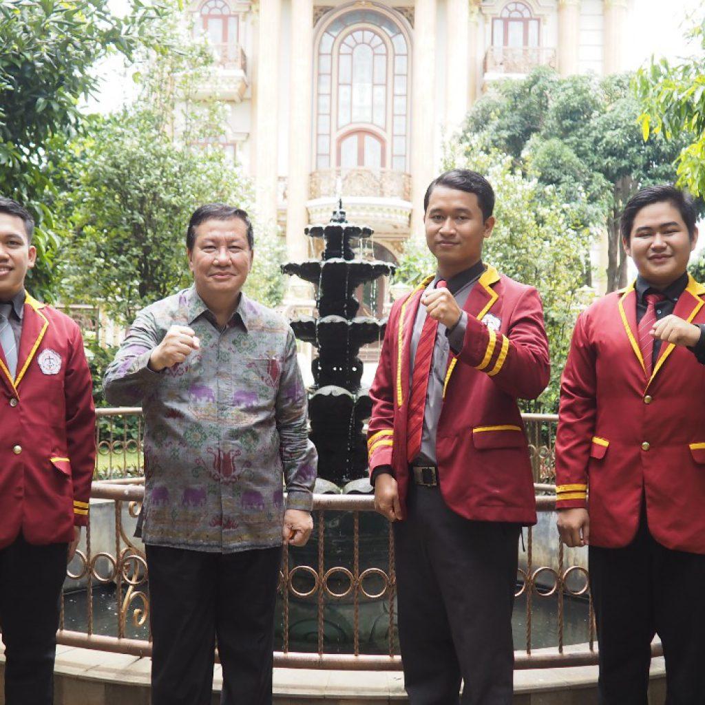 Mahasiswa Universitas Teknokrat Indonesia Juara Nasional Lomba Karya Tulis Muria Scientific Competition 2020