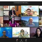 Universitas Teknokrat Indonesia kampus Terbaik di Lampung Bekerjasama dengan Alumni Indiana University Pembelajaran Daring di Perguruan Tinggi