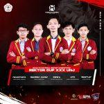 Mahasiswa Kampus Terbaik di Lampung, Universitas Teknokrat Juara Nasional E-Sport Mobile Legend