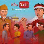 """Film """"Kita Satu"""" Karya Mahasiswa Universitas Teknokrat, Pembuka Jogja-Netpac Asian Film Festival"""