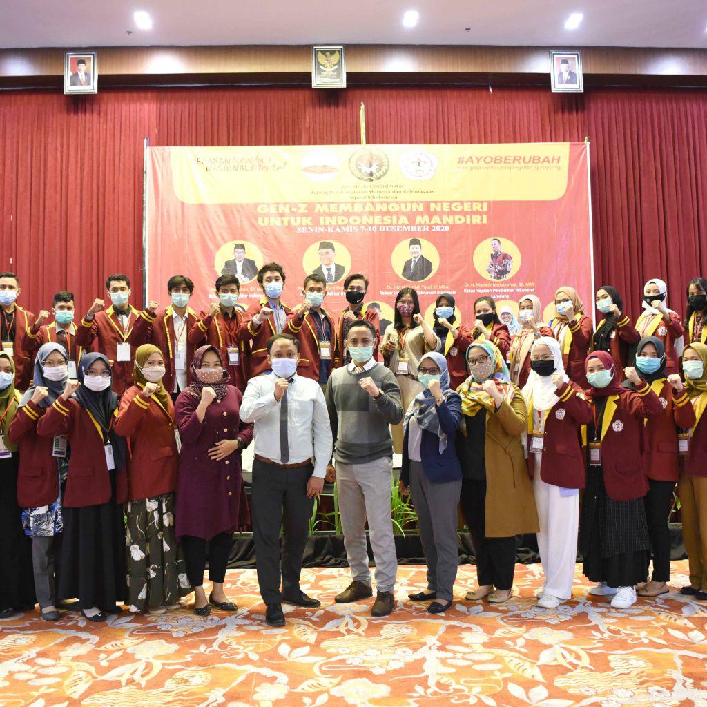 Siapkan Lulusan Berwirausaha, Universitas Teknokrat Kampus Terbaik Lampung Gelar Creativepreneur Camp