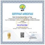 Program Studi S-1 Teknik Komputer Universitas Teknokrat Indonesia Raih Predikat Baik dari BAN-PT