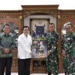 Brigif 4 Mar/BS Tingkatkan Kualitas Personel, Gandeng Kembali Universitas Teknokrat Indonesia, Universitas  Terbaik di Lampung