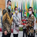 Forum Rektor Indonesia Teken MoU dengan Kemendagri-Kemensos Terkait Dukungan Data Presisi