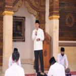 Universitas Terbaik di Lampung, Teknokrat Peringati Isra' Mi'raj dengan Doa Bersama