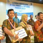Universitas Terbaik di Lampung, Sulistiyono Alumni Teknokrat, Guru Produktif dengan Banyak Prestasi Cemerlang