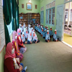 Universitas terbaik di Lampung, FEB Teknokrat Gelar Baksos di Panti Asuhan Mulya Pusat