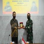 Korem 043/Gatam Gandeng Universitas Teknokrat Adakan Bimtek Kompetensi Operator