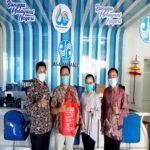 Universitas Terbaik di Lampung, Teknokrat Jalin Kerja Sama Program Magang dengan PT. Jasa Raharja