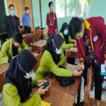 Universitas Terbaik di Lampung, Teknokrat Pengabdian Kepada Masyarakat di SMK Gajah Mada