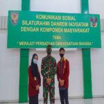 BEM Universitas Teknokrat Indonesia Siap Bersinergi dengan Korem 043 Garuda Hitam