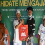 Laksanakan Hidate Mengajar, Unit Kegiatan Mahasiswa Hindu Dharma Teknokrat Kunjungi Umat Hindu di Bandar Sribhawono