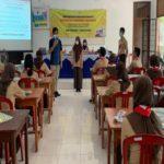 Universitas Terbaik di Lampung, Teknokrat Tingkatkan Profesionalisme OSIS SMAN 1 Pagelaran