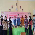 Universitas Terbaik di Lampung, Tim PKM Teknokrat Berikan Pelatihan di SMA Negeri 15 Bandar Lampung