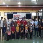 Universitas Terbaik di Lampung, Dosen Teknokrat Narasumber Penyuluhan Bahasa Indonesia bagi Penegak Hukum Se-Lampung Barat