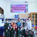 Perpustakaan Universitas Terbaik di Lampung Teknokrat Dikunjungi Mahasiswa UIN