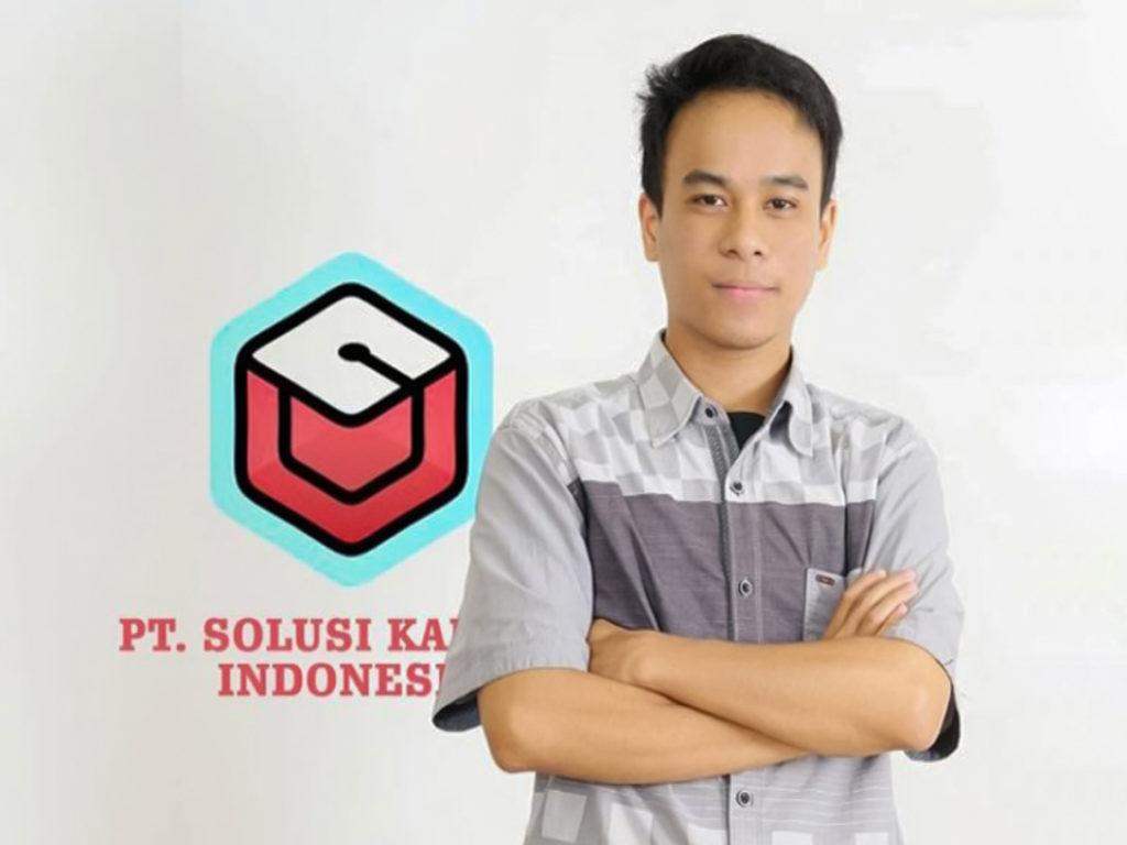 Universitas Terbaik di Lampung, Reflan Nuari Alumni Teknokrat Sarat prestasi Web Developer di Yogyakarta