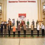Universitas Terbaik di Lampung, Teknokrat Gelar Vaksinasi Covid-19 Massal di Gelanggang Mahasiswa