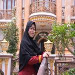 Universitas Terbaik di Lampung, Mahasiswi Teknokrat Vina Qurrota Akyuningrum Wakili Indonesia Pertukaran Pelajar ke Amerika Serikat