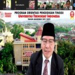 Universitas Terbaik di Lampung Teknokrat Gelar Propti, Rektor Nasrullah Yusuf Paparkan Prestasi Kampus Hingga Tingkat Internasional