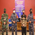 TNI-Polri Serbuan Serentak Vaksin Nasional Covid-19 di Universitas Terbaik di Lampung Teknokrat