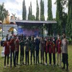 TI Universitas Teknokrat Terlibat Latihan Detasemen Jalamangkara Brigif 4 Mar/BS