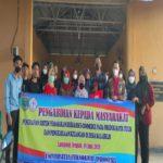 PTS Terbaik Sumatera Universitas Teknokrat Indonesia Bantu Pemasaran Digital Warga Desa Balairejo Lamteng