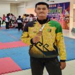 Mahasiswa PTS Terbaik Sumatera Universitas Teknokrat Indonesia Raih Emas Cabang Kabaddi PON Papua